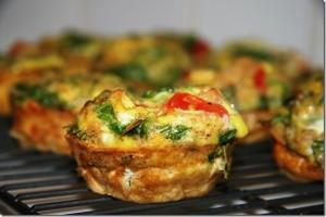 egg white omelets