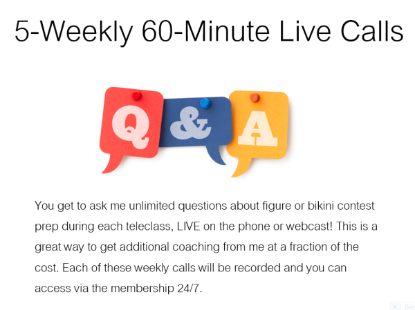 Weekly Q & A