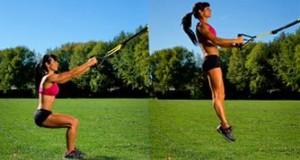 trx jump squat